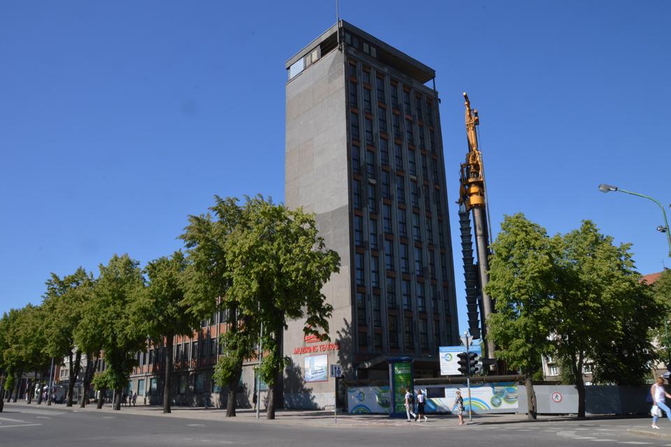 Prokuratūra: dėl Muzikinio teatro rekonstrukcijos nėra ko ginčyti