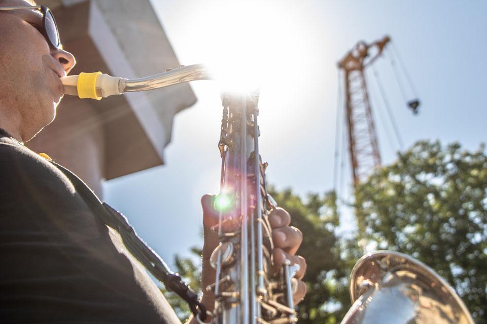 Gatvės muzikos dienoje – ir nauji atlikėjai, ir senbuviai