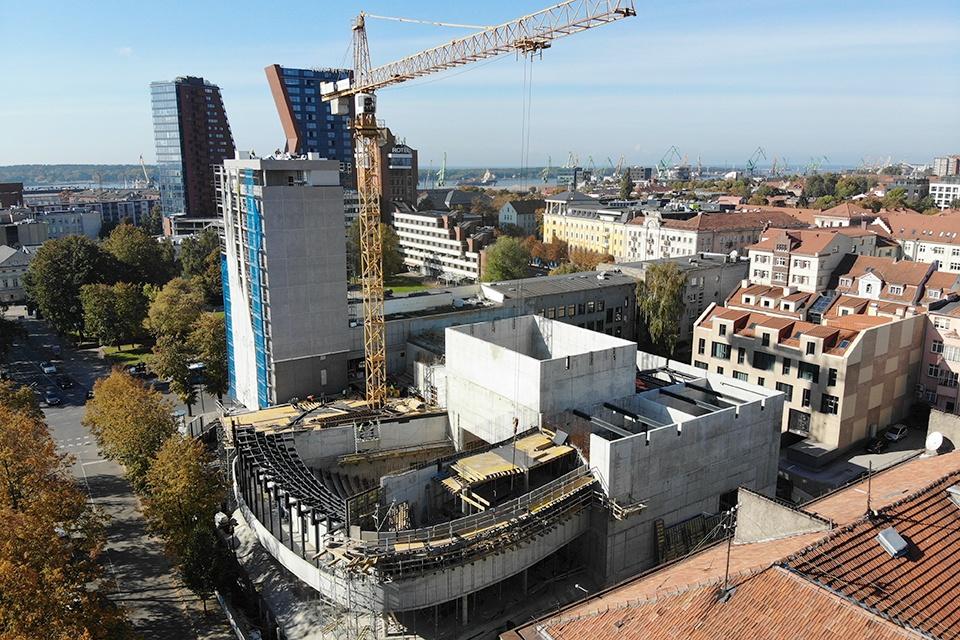 Muzikiniam teatrui – šimtų tūkstančių eurų sankcija