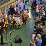 Uosto akvatorijoje skambėjo legendinės roko baladės