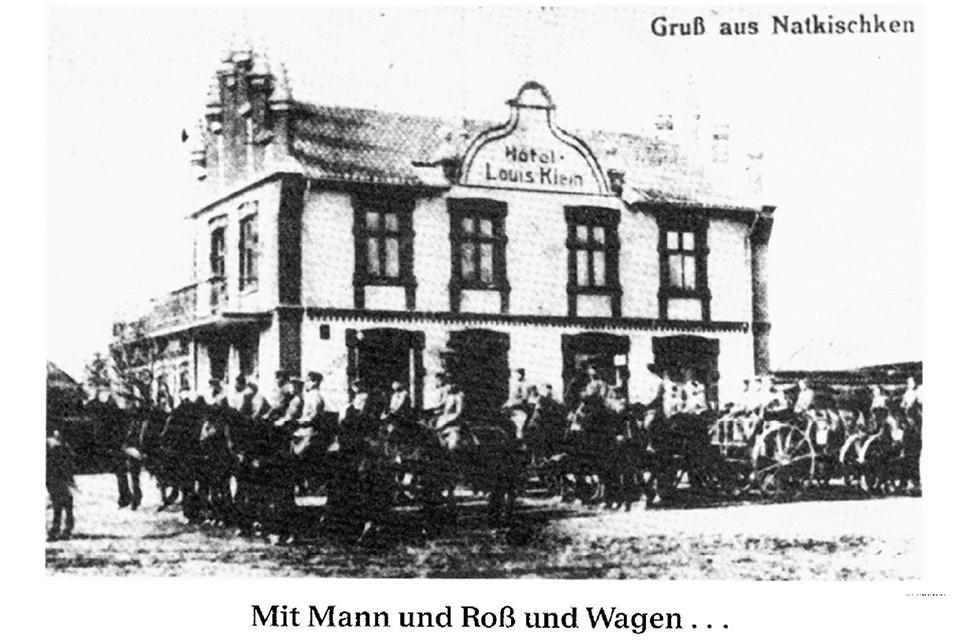 """Istoriją saugo pastatai: viešbutis """"Loise Klein"""""""