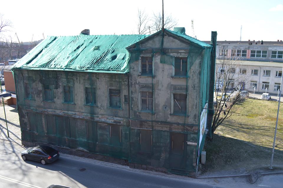Teismas: pastato likimas turi būti sprendžiamas iš naujo