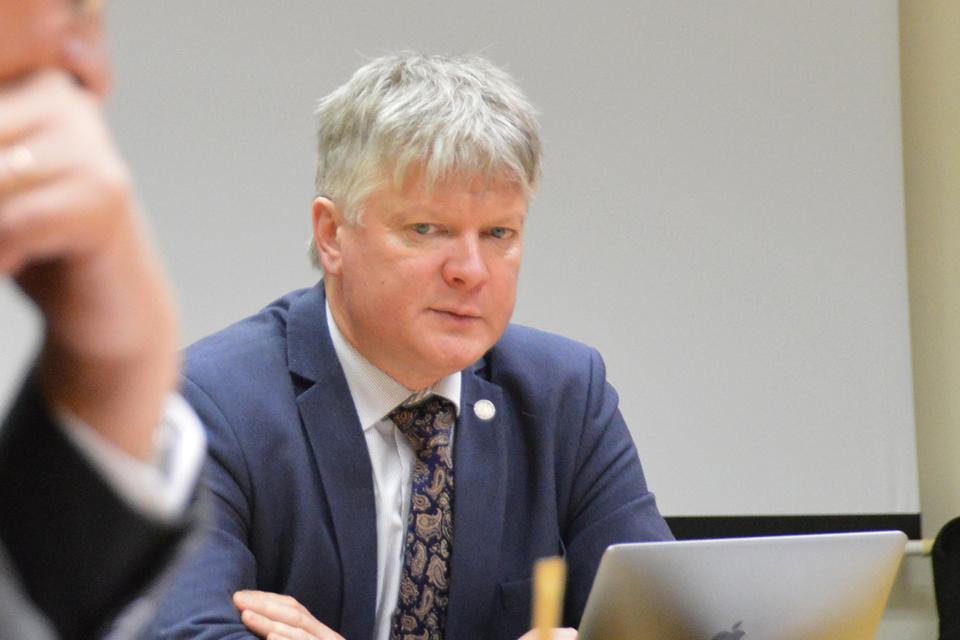 Į žemės ūkio ministrus siūlo Kęstutį Navicką (atnaujinta)