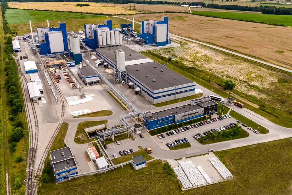 """""""Neo Group"""" tapo didžiausia PET gamykla Europoje"""