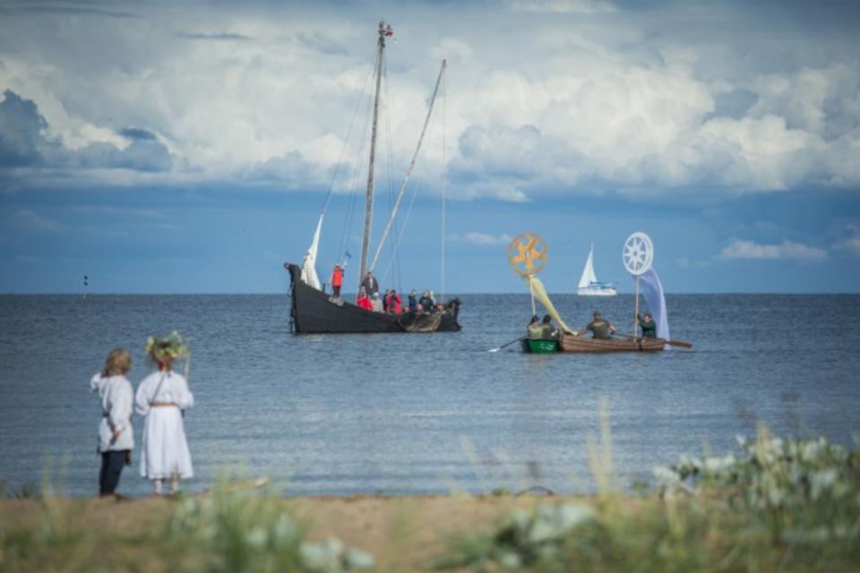 Neringoje – tarptautinis folkloro festivalis
