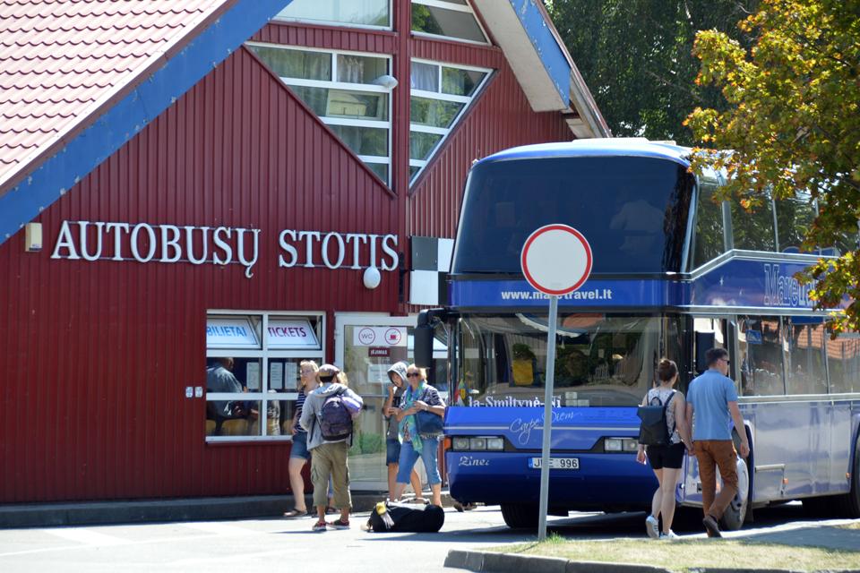 Gimtadienio proga – pigesnis susisiekimas autobusu