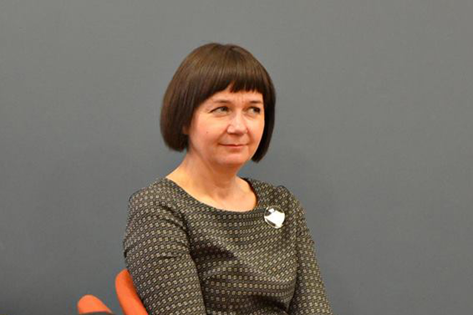 """Nina Puteikienė: """"Dėl uosto ateities vyriausybė derėsis su… liberalais?"""""""