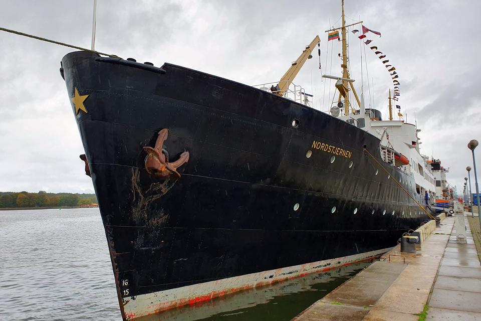 Finišavo kruizinių laivų sezonas, kitąmet bus rekordas