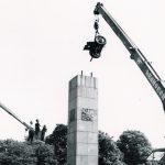 Išskirtinio sovietinio paminklo akcentas liko Klaipėdoje