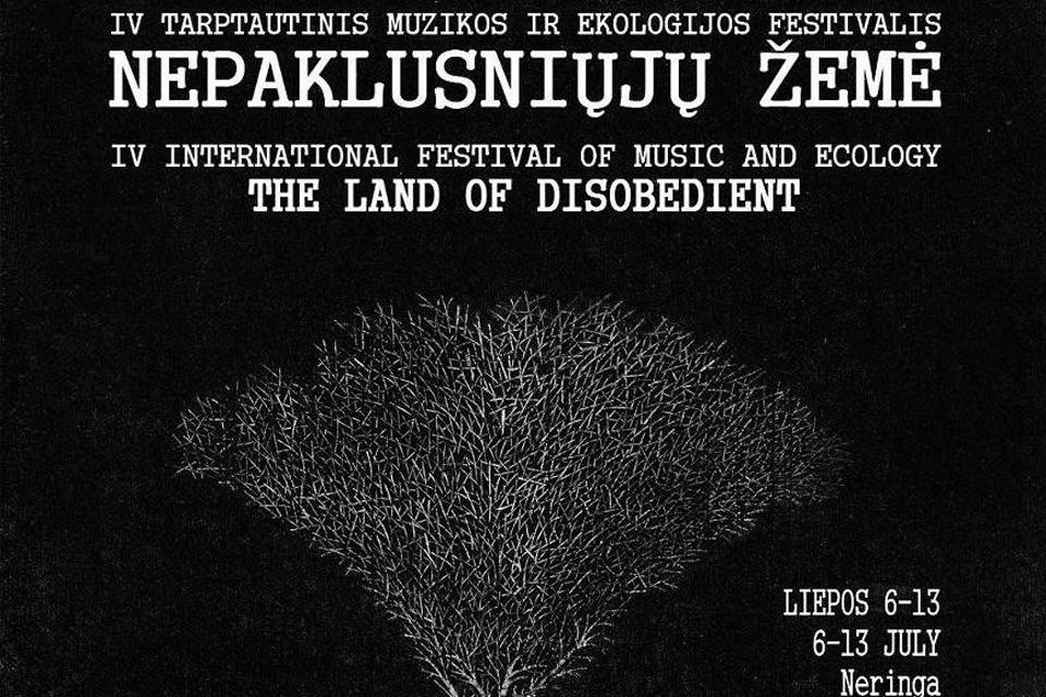Neringoje – muzikos ir ekologijos festivalis