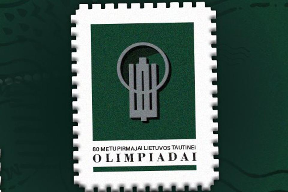 Paminės pirmosios Lietuvos tautinės olimpiados 80-metį