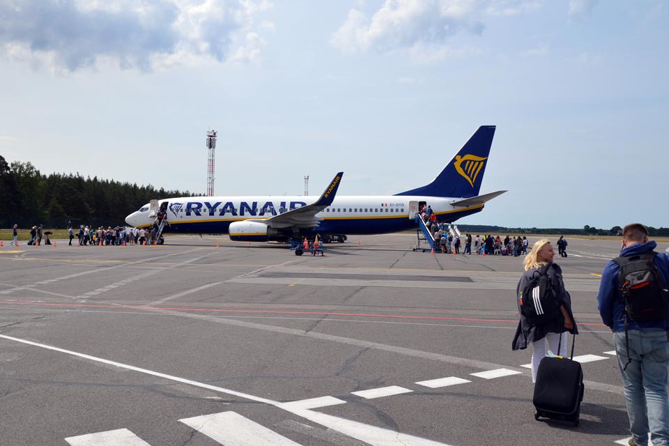 Palangos oro uosto rekonstrukcija veiklos nesustabdys