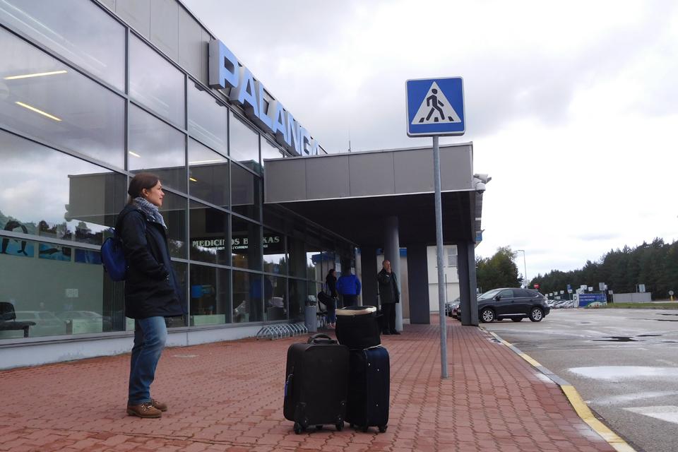 Palangos oro uoste – trečdaliu daugiau keleivių