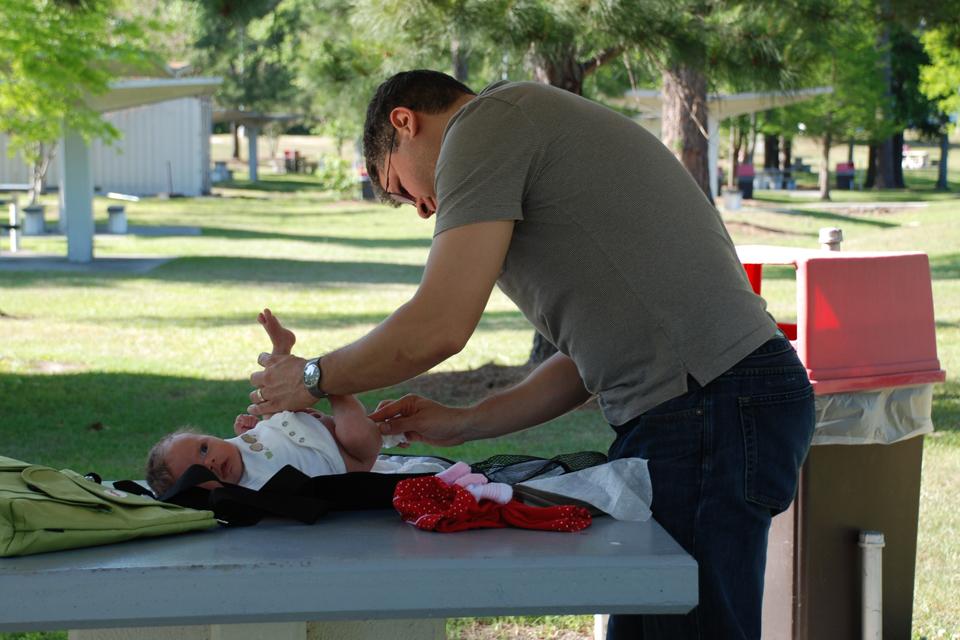 Savivaldybės įstaigose įrengs stalus kūdikiams