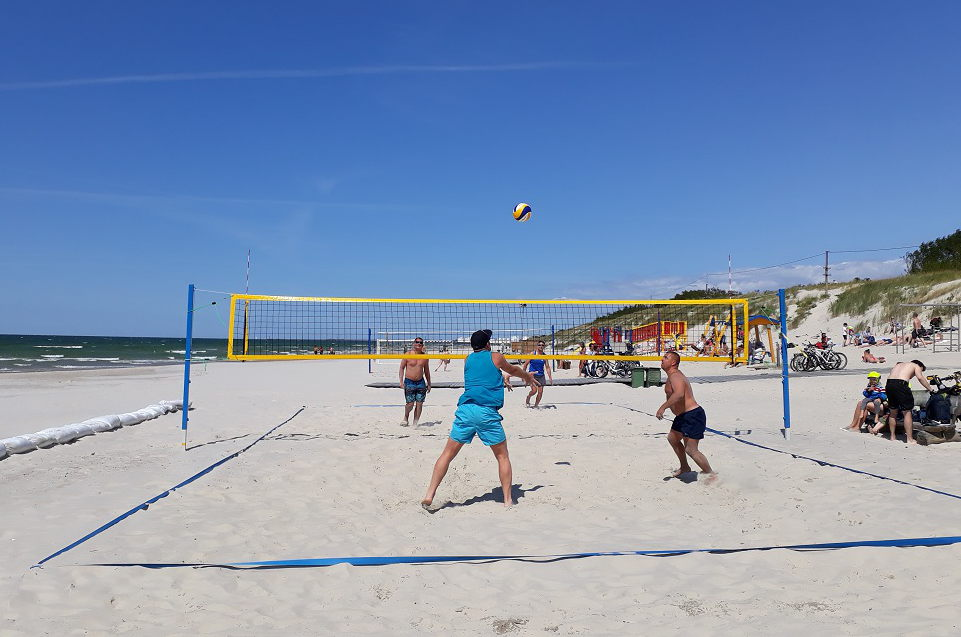 Šeštadienį vėl vyks Vasaros paplūdimio sporto festivalis