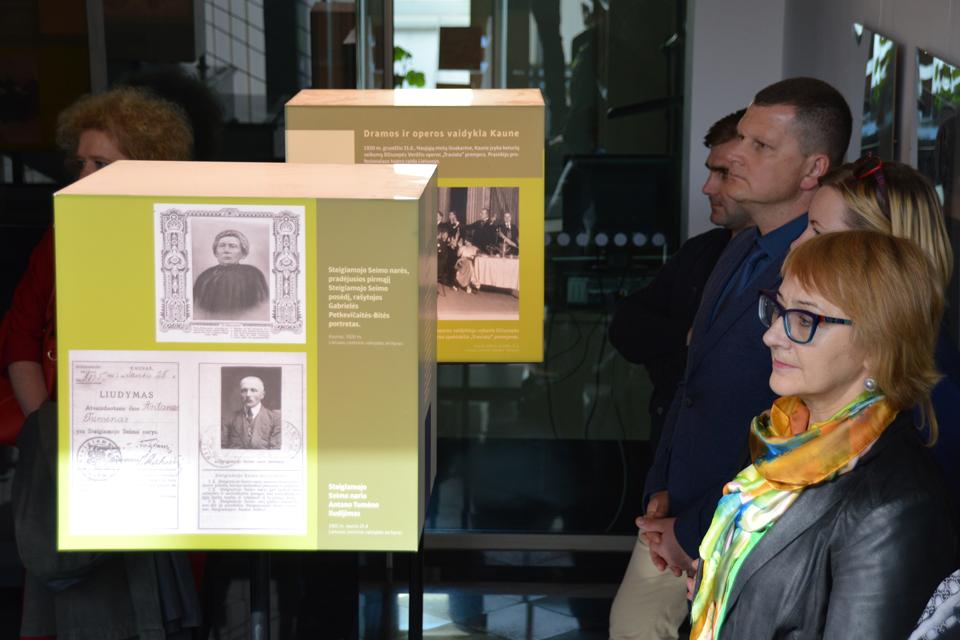 Klaipėdos archyve – istorinė paroda
