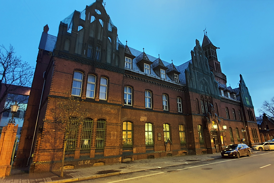 Klaipėdos pašto epopėjoje – naujas posūkis