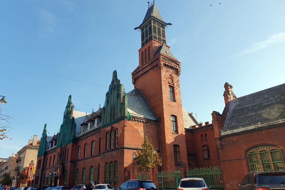 Istorinio Klaipėdos pašto pastato ateičiai – daugybė pasiūlymų
