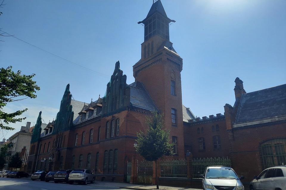 Dėl Klaipėdos centrinio pašto ateities – ryškesnė viltis