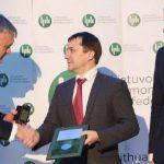 Uosto direkcijos audiogidas renka apdovanojimus