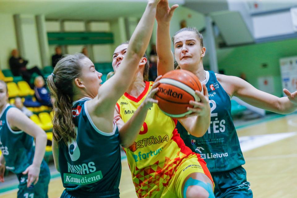 Dalius Ubartas: Moterų krepšiniui trūksta dėmesio ir finansavimo