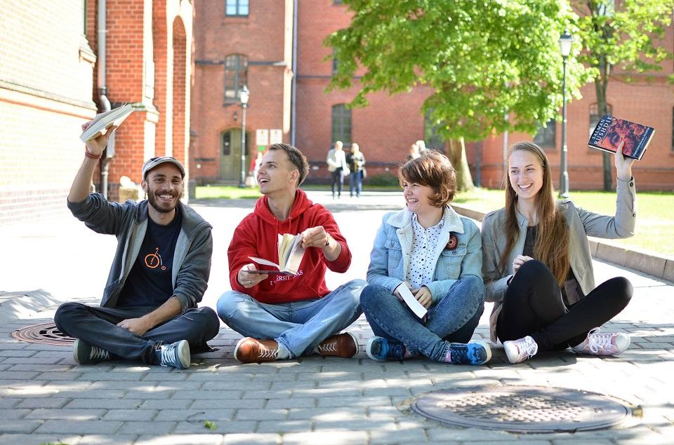 Klaipėdos universitete bus ruošiami ir pedagogai
