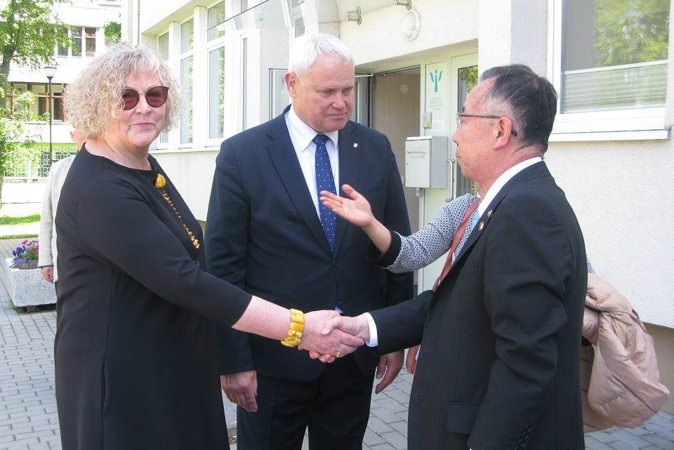 Ulijana Petraitienė –  asociacijos prezidentė