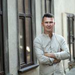 Pajūryje Lietuvos žaliųjų partijos kandidatas į Seimą - Dovydas Petrošius