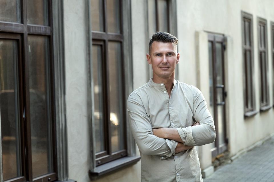 Pajūryje Lietuvos žaliųjų partijos kandidatas į Seimą – Dovydas Petrošius