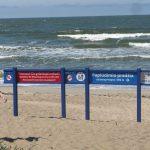 Uostamiesčio paplūdimiai jau laukia poilsiautojų