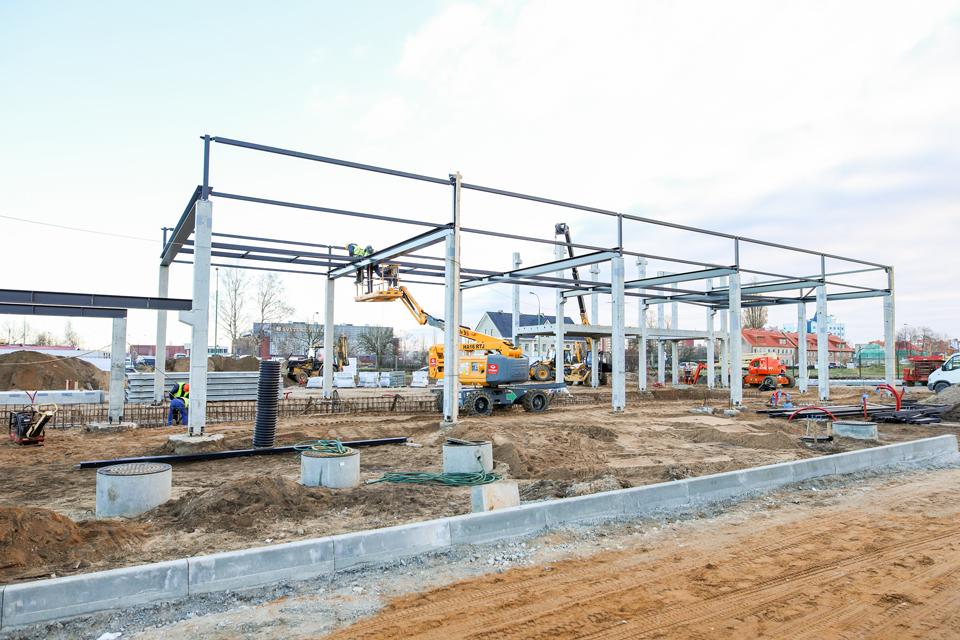 Oficialiai pradėjo naujos tunelinės plovyklos statybas