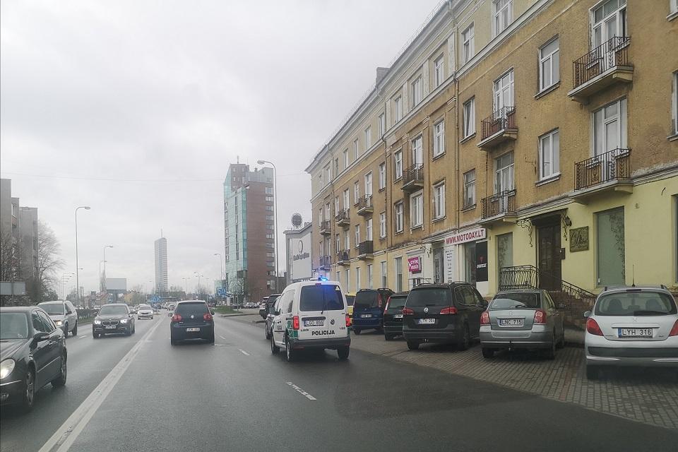 Klaipėdos pareigūnams – priekaištai dėl keliamos grėsmės