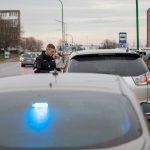 Moterį partrenkęs  automobilis pasišalino:  prašo mačiusiųjų pagalbos