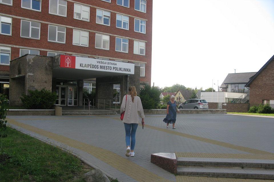 Klaipėdos miesto poliklinika: atstatytas istorinis teisingumas