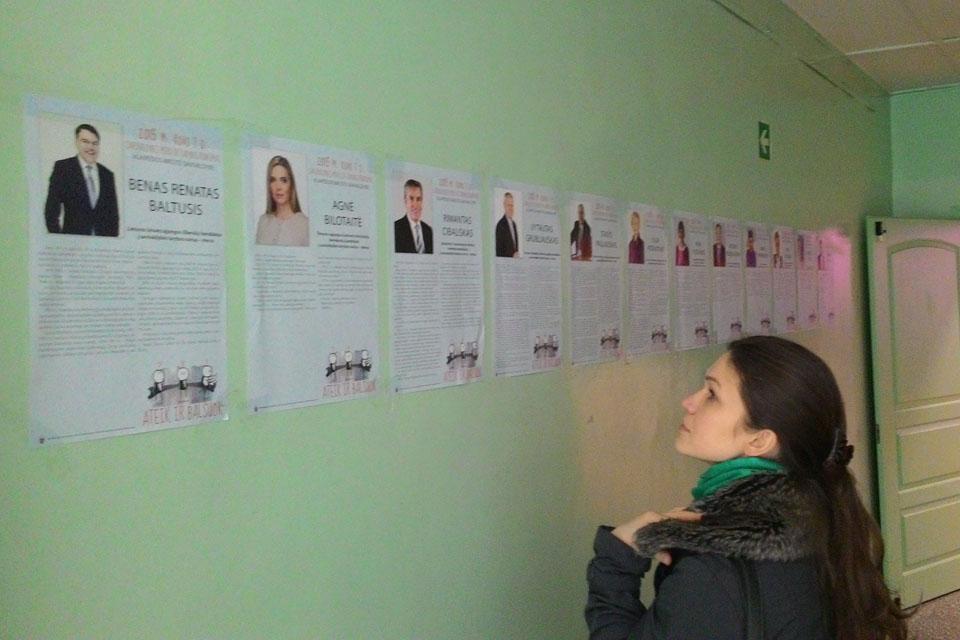 Kiek politiškai raštingas yra Klaipėdos jaunimas?