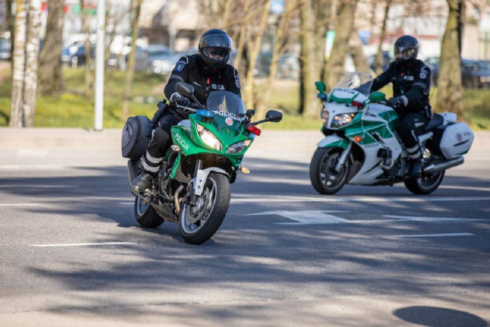 Matuos ir motociklų skleidžiamą triukšmą