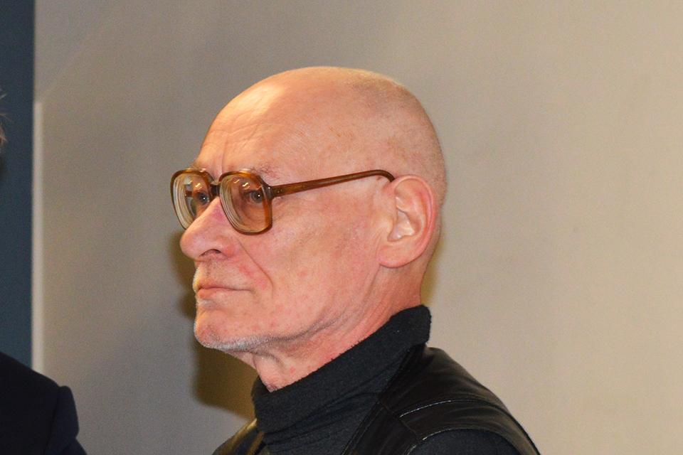 Mirė rašytojas Sigitas Poškus