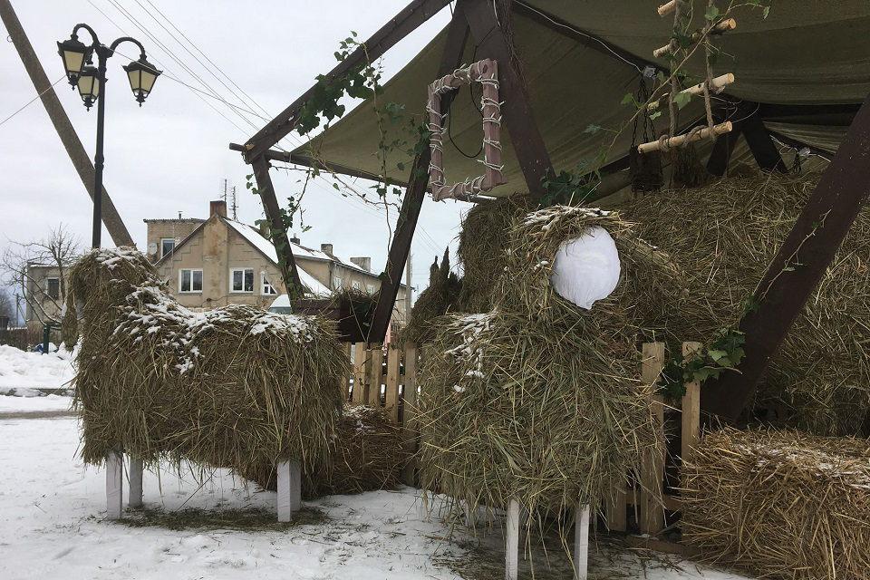 Priekulėje –  originali lietuviška prakartėlė