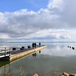 Preiloje - naujas įrenginys žvejams ir kurorto svečiams