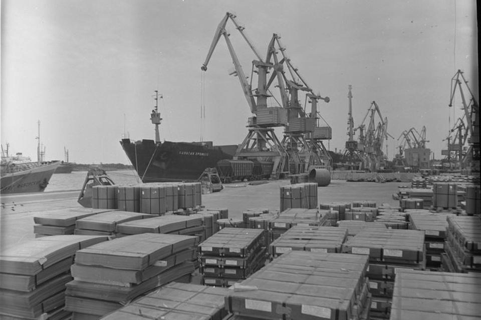 Prekybos uostas: nukirtęs šimtmetį kelią, prarijęs Vitę II