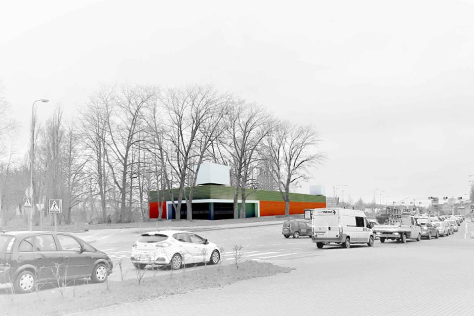 Naujo prekybos centro projekte – korekcijos