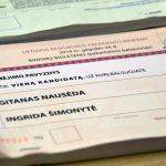 Prasidėjo prezidento ir Europarlamento rinkimai