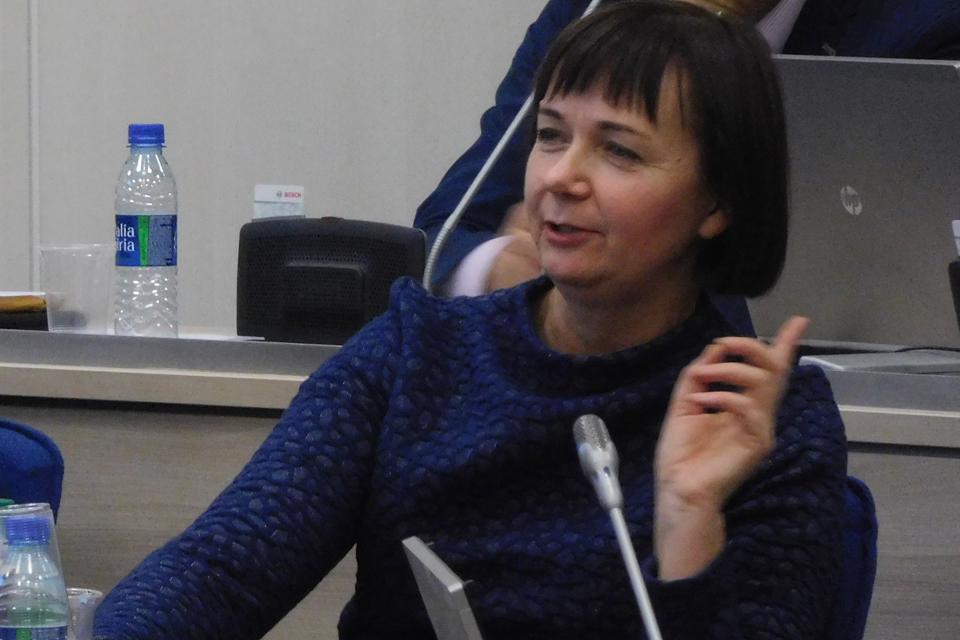 Ninos Puteikienės vėl neįsileido į Etikos komisiją