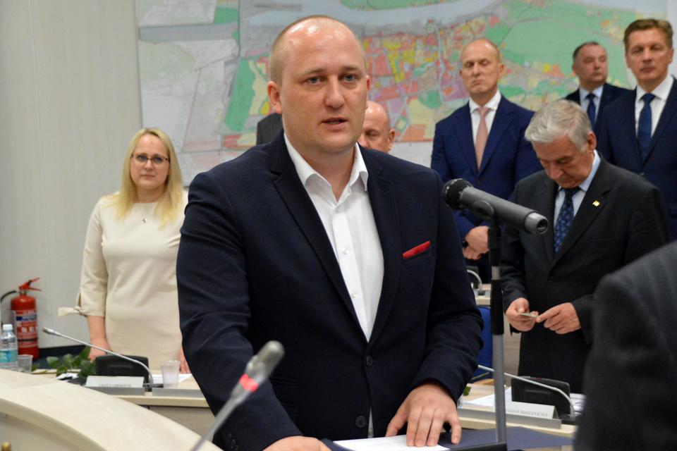 Klaipėdos mero komandoje – naujas vedlys