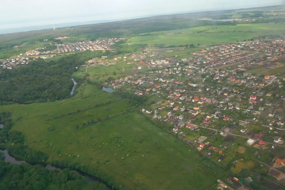 Klaipėda pradeda žygį dėl rajono teritorijų