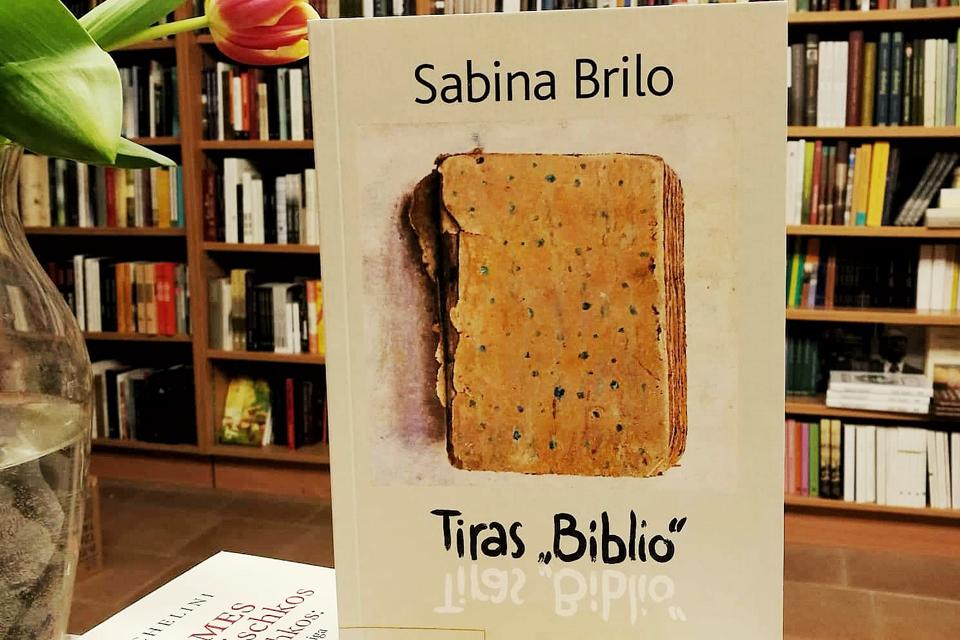 Pristatys knygą, kurią išleido skaitytojai