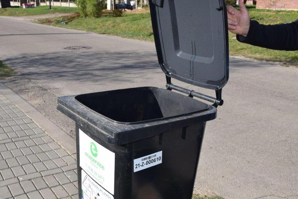Pirmasis patikrinimas: žaliosios atliekos rūšiuojamos pakenčiamai