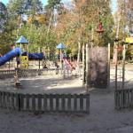 Atnaujins Poilsio parke esančią vaikų žaidimo aikštelę