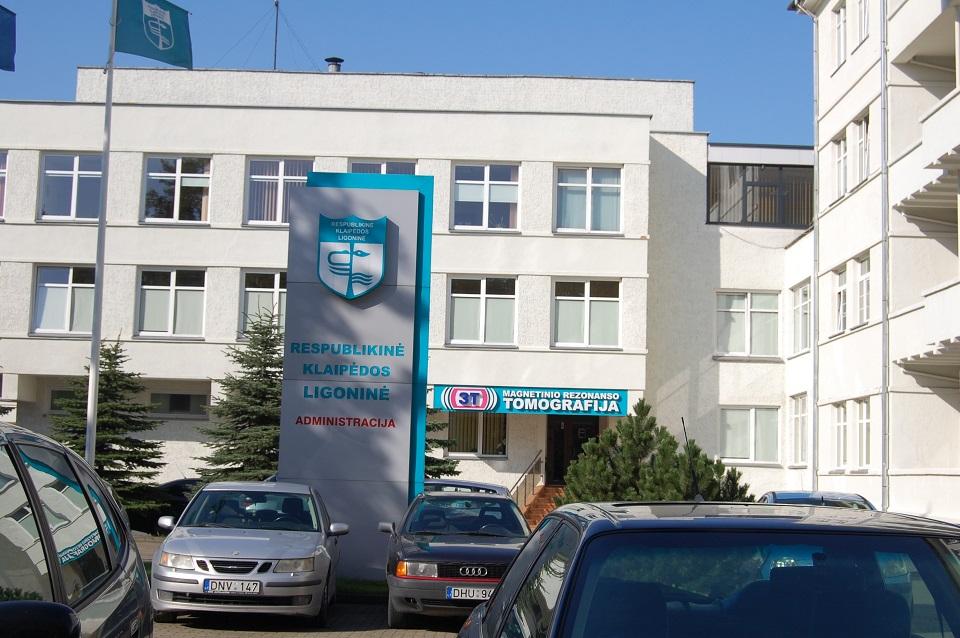 Dėl Klaipėdos ligoninių aprūpinimo apsaugos priemonėmis