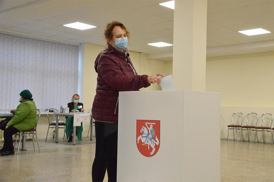 Baigėsi antrasis Seimo rinkimų turas